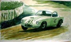 Lotus Elite Le Mans 1964