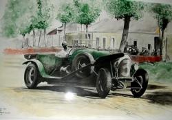 Bentley Le Mans 1927