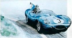 Jaguar D Ecurie Ecosse