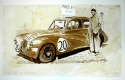 Healey Elliott Le Mans 1949