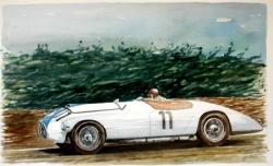 Healey Nash Le Mans 1953