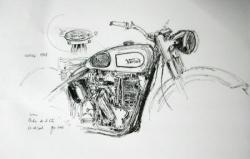 Norton mono 1949