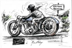 Gillet d'Herstal 600cc VRM 2011