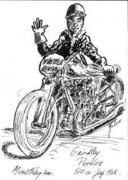 Grindley-Peerless 500 cc JAP 1928 VRM 2011