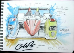 Oreca-Courage LM 2008