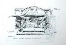 Sauber-Mercedes C9 groupe C