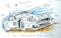 Aston Martin LM 2008