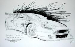 Aston Martin - mardi 14 juin 2005