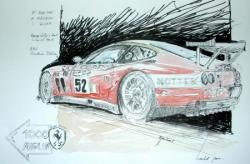 Ferrari - mardi 14 juin 2005
