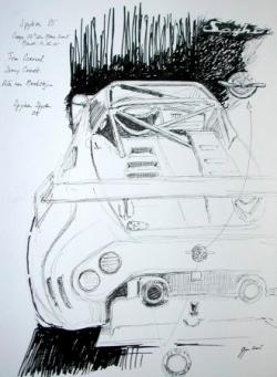 Spyker spyder C8 - mardi 14 juin 2005