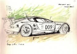 Aston Martin LM 2006