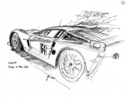 Corvette LM 2006