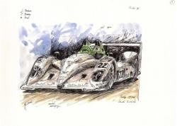 Dallara LM 2006