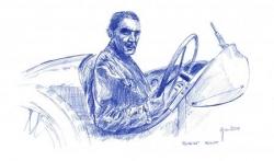 Portraits de pilotes