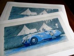 Peugeot 302 Darlmat Le Mans 1938