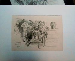 Salmson cyclecar La Victoire