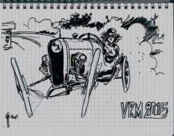 VRM Croquis