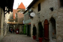 Passage Sainte Catherine à Tallinn