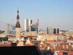 Vue sur la Nouvelle Ville - Eté 2009