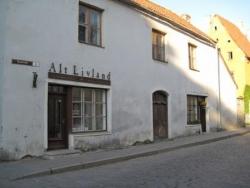 Une vieille boutique