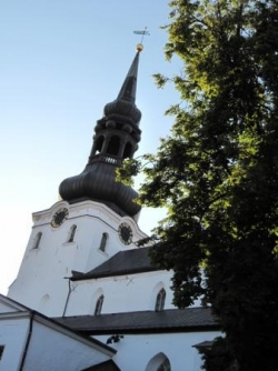 Toomkirik (Dome Church en anglais)