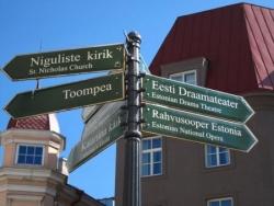 Visite de Tallinn