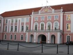 Le Parlement Estonien - Riigikogu