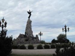 En dehors de Tallinn - Statue de la liberté