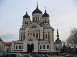 La Cathédrale Saint Alexandre Nevsky