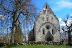 Eglise de Saaremaa