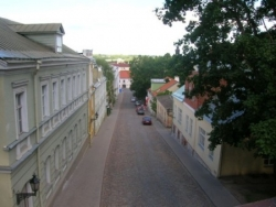 Rue Lossi de Tartu