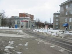 Centre ville de Narva