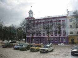 Petri Square- Narva