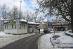 Frontière estonienne