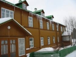 Locaux privés du monastère