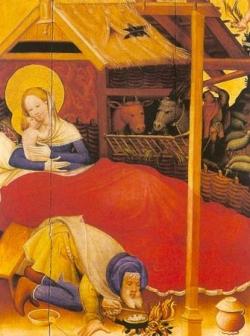 Nativité de Konrad von Soest