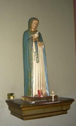 Vierge de Salta en Argentine