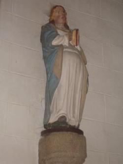 Vierge de Plomeur (Finistère)