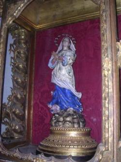 Vierge de San Juan Bautista Remedios Cuba