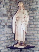 Vierge de Matane (Bas St laurent Québec)