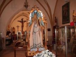 Vierge du Musée des Pénitents, Le Val (Provence)