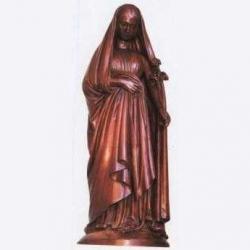 Vierge de l'église du Mouleau à Arcachon