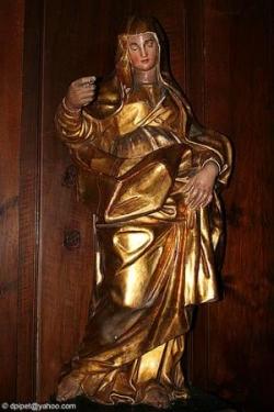 Notre dame de Grâce à Eyguières en Provence