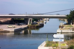 CANAL DU RHÔNE A SETE