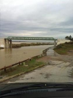 Pont aux 4 canaux - Palavas