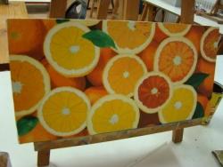 QUE D'oranges