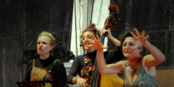 Les Souricieuses en concert à Lunéville 2012
