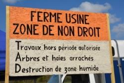 A Coussay les Bois, mobilisation générale !