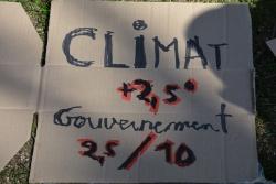Pour le climat !