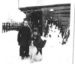 la neige a vauban a la lande